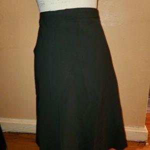 Banana Republic Skirts - Black skirt